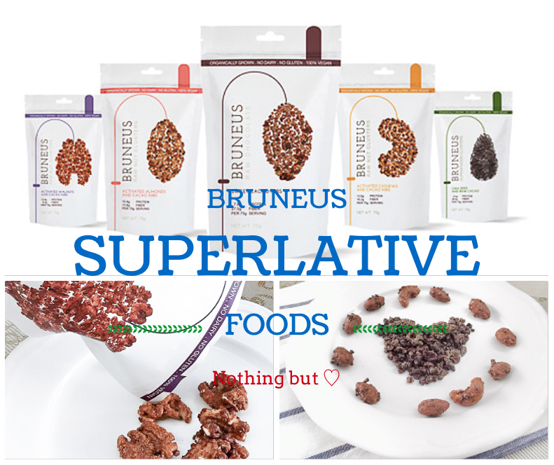 BRUNEUS&#;SuperlativeFoods|Nothingbut♡