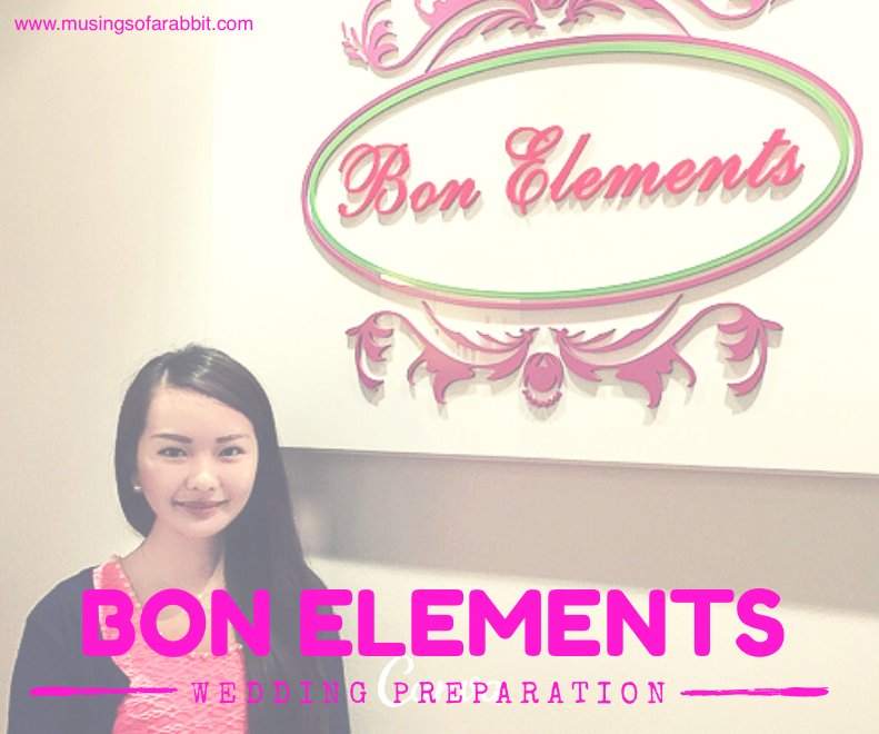 Wedding Preparation @ Bon Elements, International Building