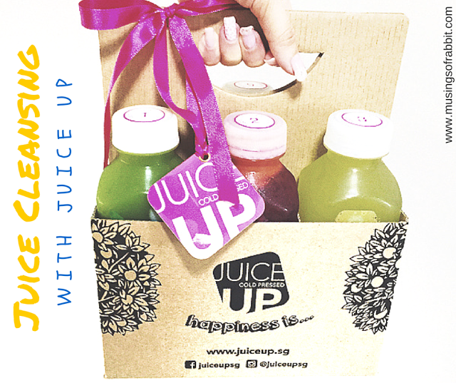 Juice Cleansing with Juice Up