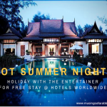 TheEntertainer&#;sLaunchPartyofHotSummerNights!