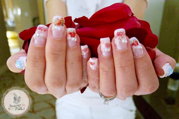 Cher Petite Nails - Bridal Nails