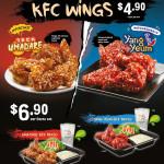 KFC Battle of the Wings