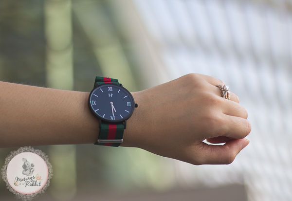 H3 Concept - Minimalistic Watches