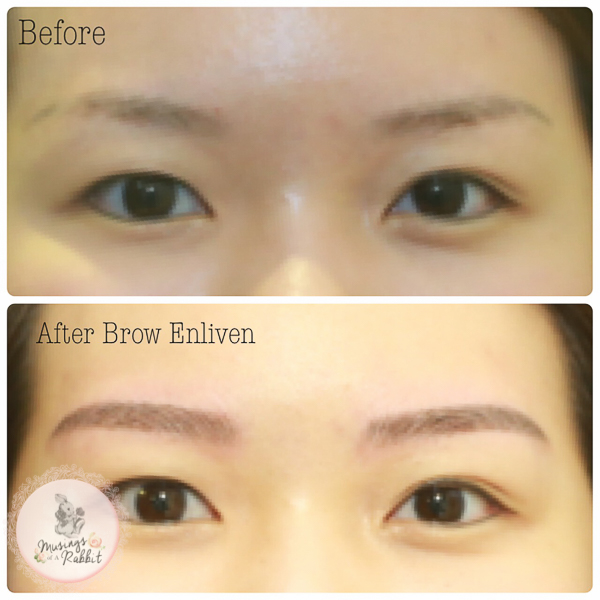Brow Enliven with Highbrow, The Star Vista