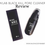 W.Lab Black Kill Pore Cleaner Review