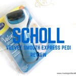 Scholl Velvet Smooth Express Pedi Review