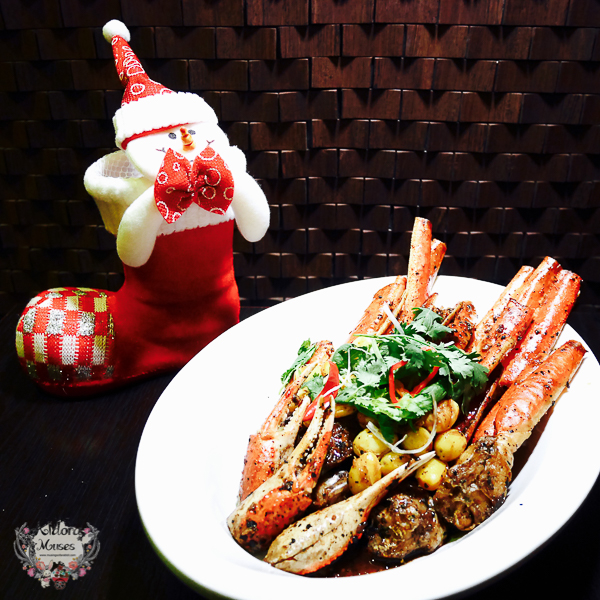 Bejewelled Christmas by the Bay Christmas Buffet @ STREET 50 Restaurant & Bar, Bay Hotel Singapore