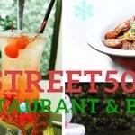 STREETRestaurantandBar,BayHotelSingapore