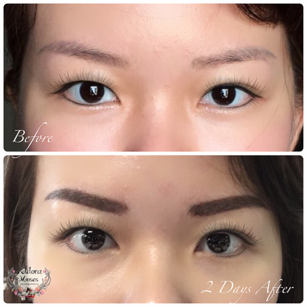 Review: Singapore's First 6D Eyebrow Embroidery by Eagle Beauty