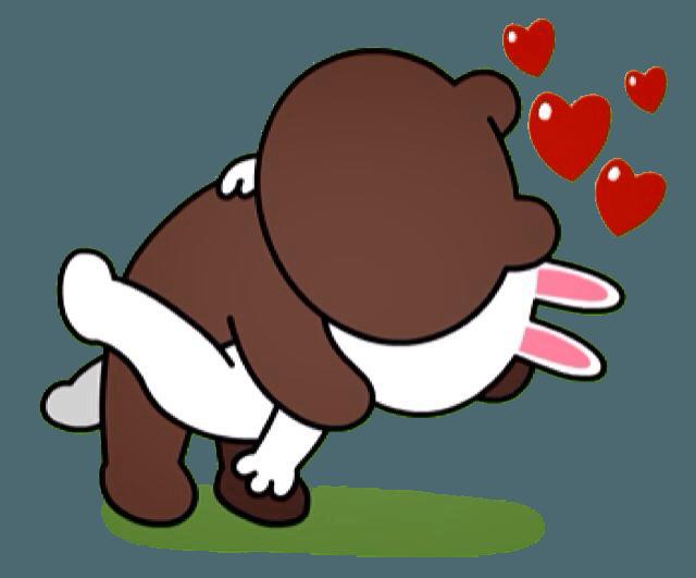 BrownandCony'sLoveyDoveyDate($.)