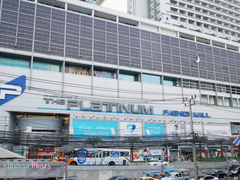 Bangkok Travelogue 2016: Day 1