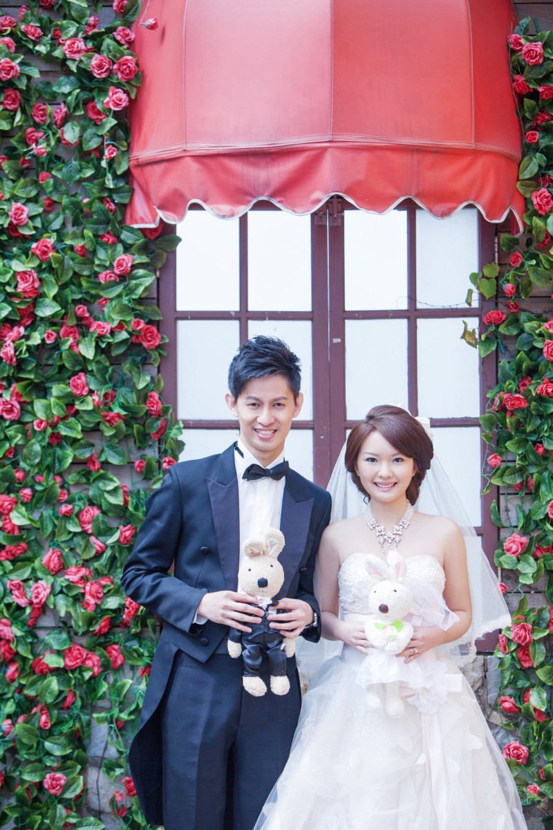 Bluebay Wedding: Pre-Wedding Photoshoot in Taiwan