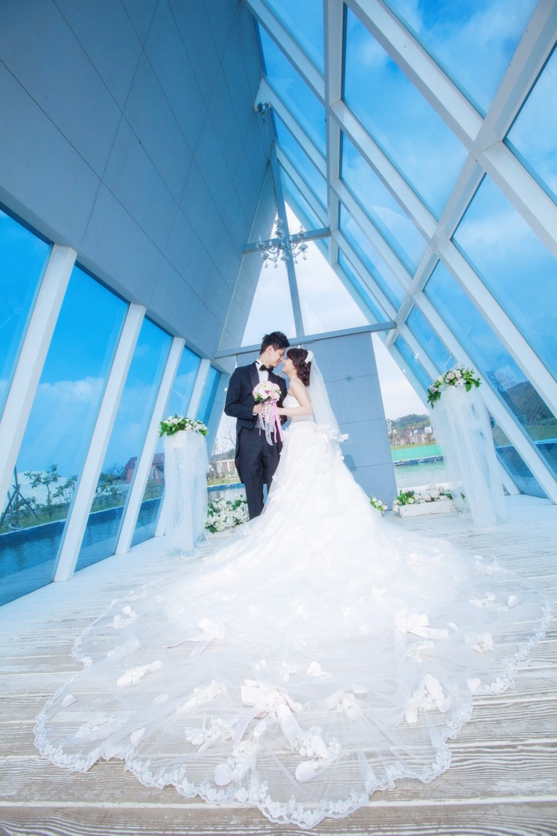 Bluebay Wedding: Pre-Wedding Photoshoot in Taiwan