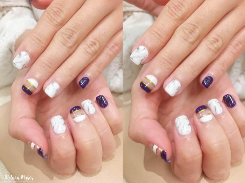 Bejeweled Nails - Pampering Nail Treatment
