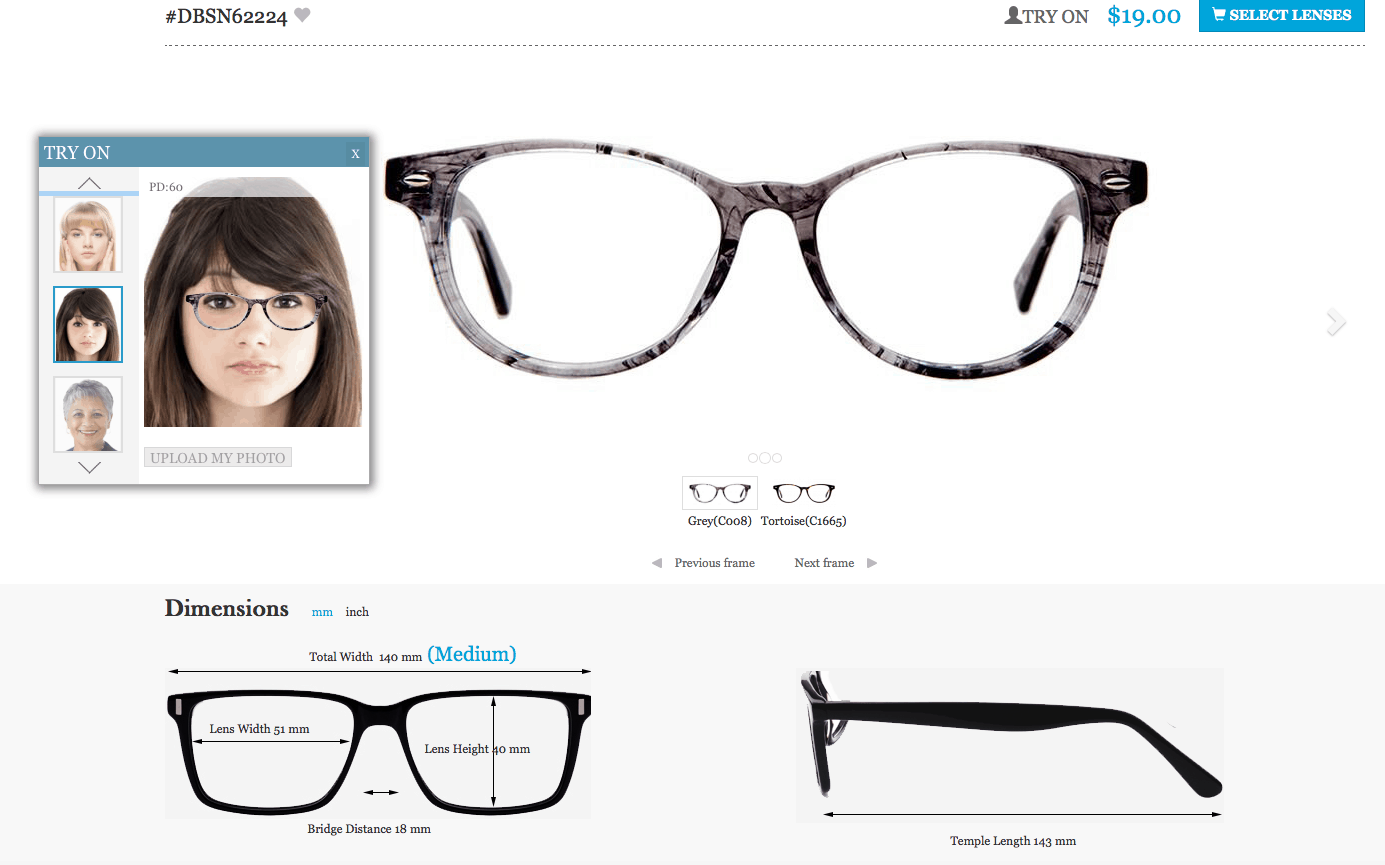 8f2bcd256a Firmoo Online Optical Store Review - Aldora Muses
