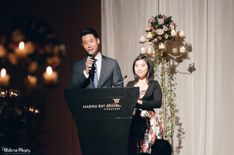 Wedding Banquet on 19 April 2015