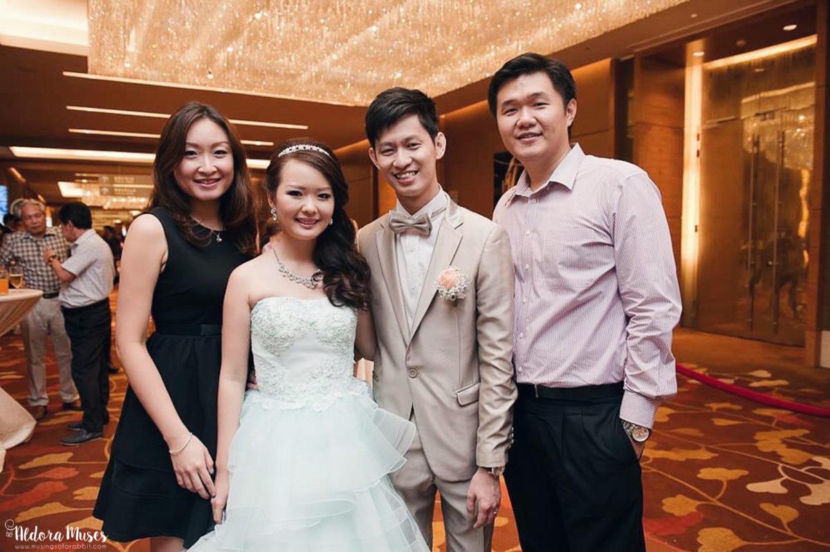 WeddingBanquetatMarinaBaySandsonApril