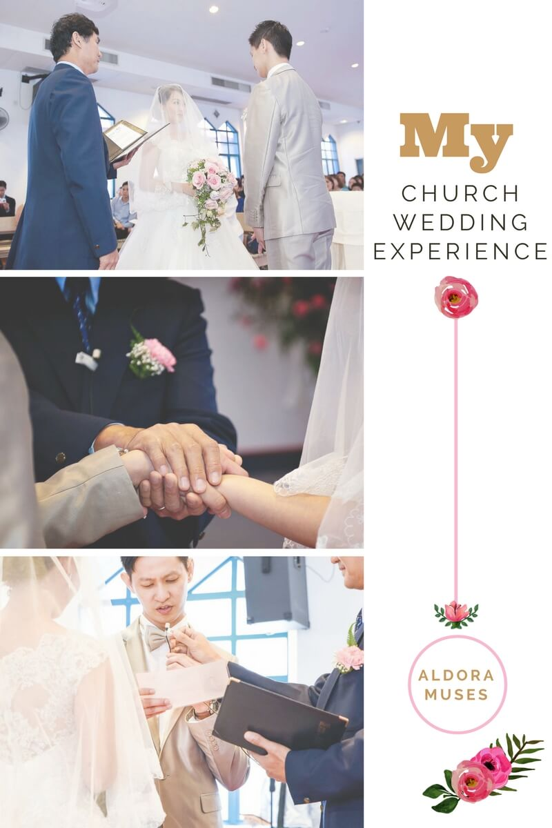 My Church Wedding Experience (12 April 2015)