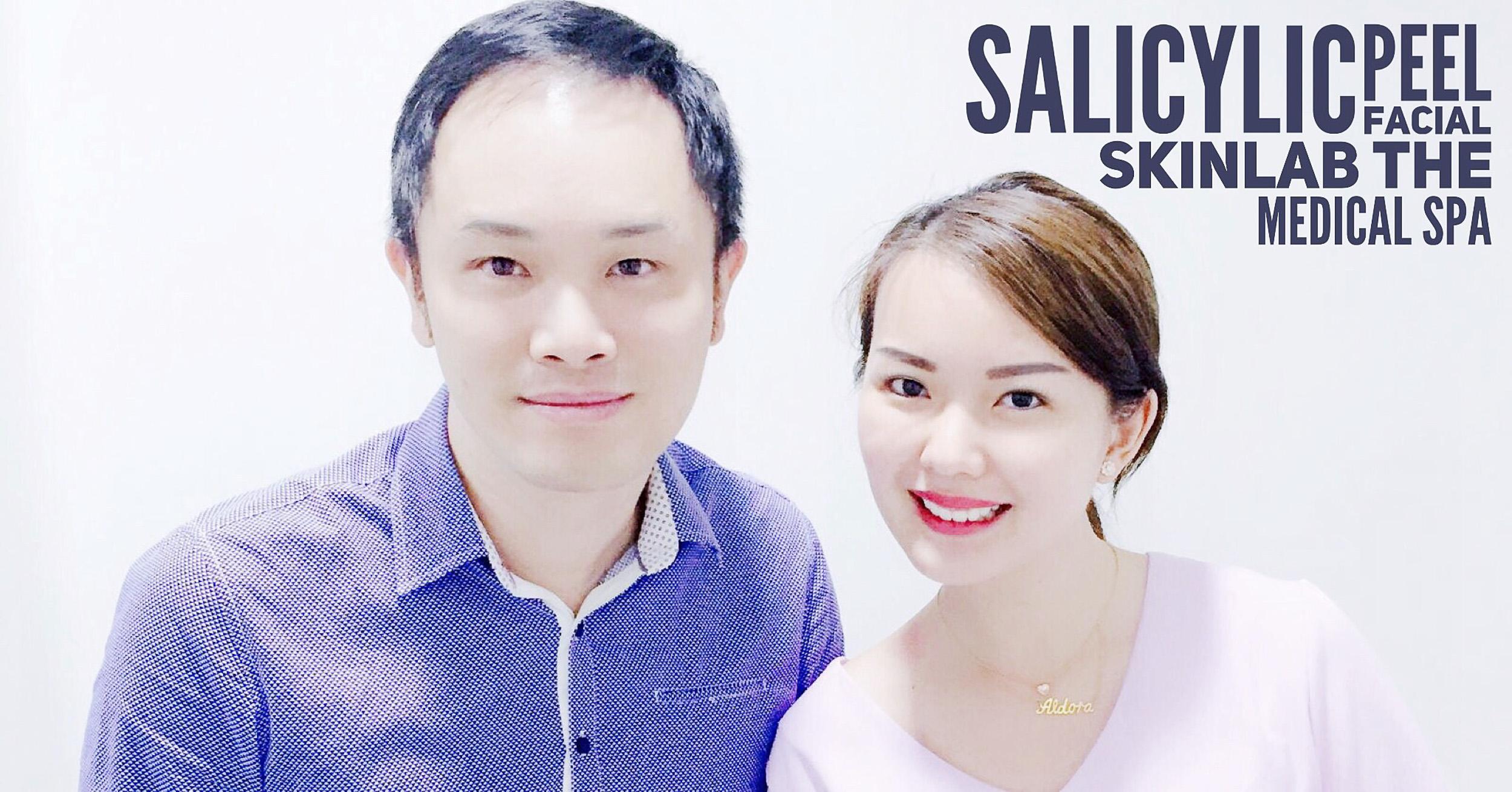 Salicylic Facial 38