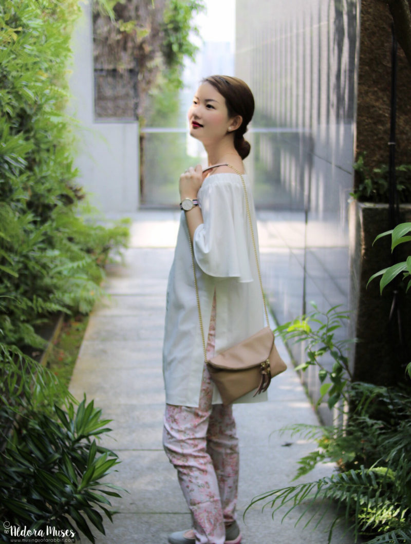 Spring Lookbook with SHEIN Apparels