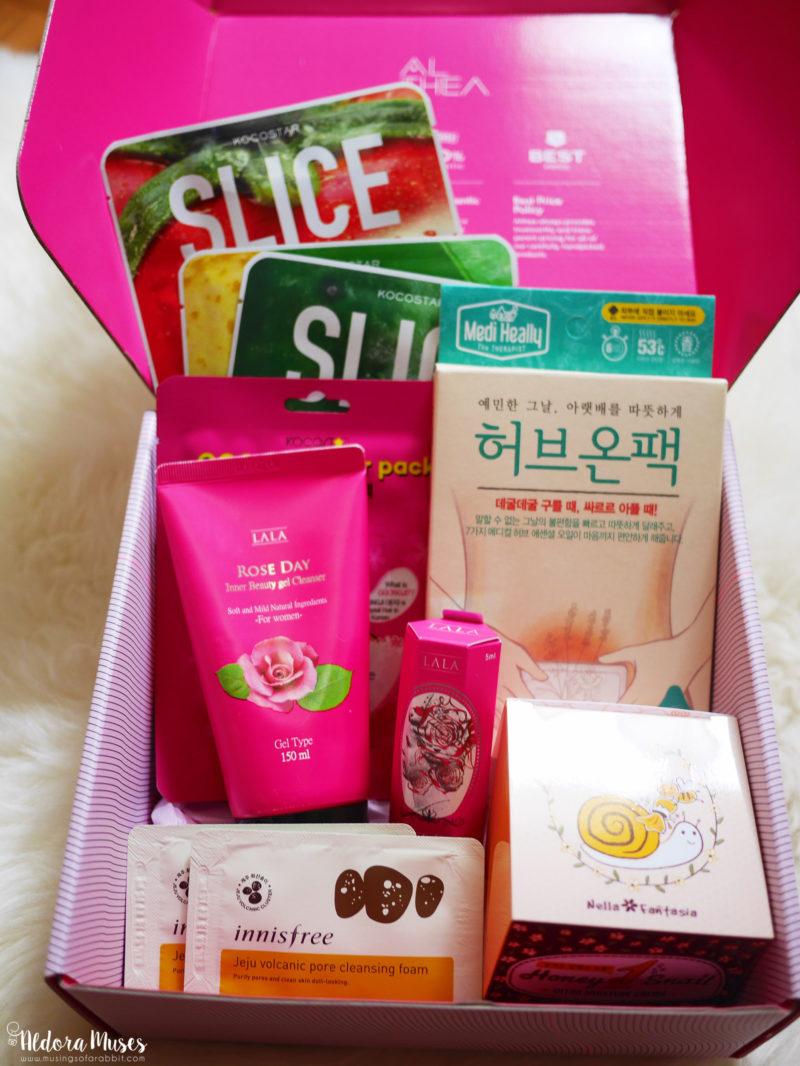 Althea Korea - May 2016 Surprises