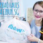 Taobao Hauls via EZBUY.SG