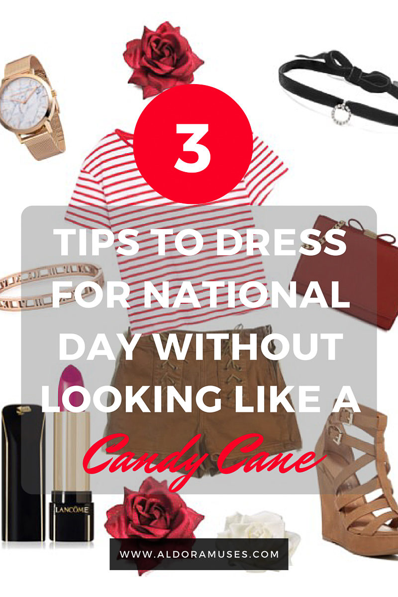 How To Dress for National Day (Singaporean Version)