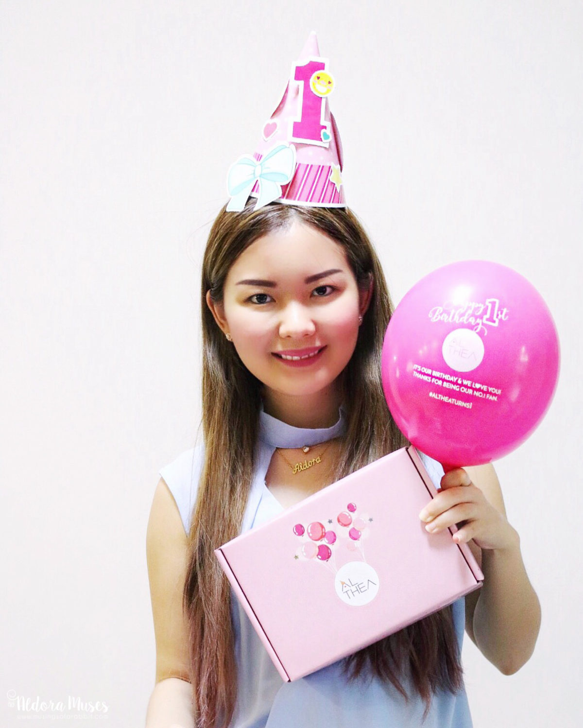#AltheaTurns1 - Althea Korea's First Birthday
