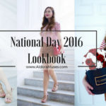 National Day 2016 Lookbook with Gift Flowers Singapore
