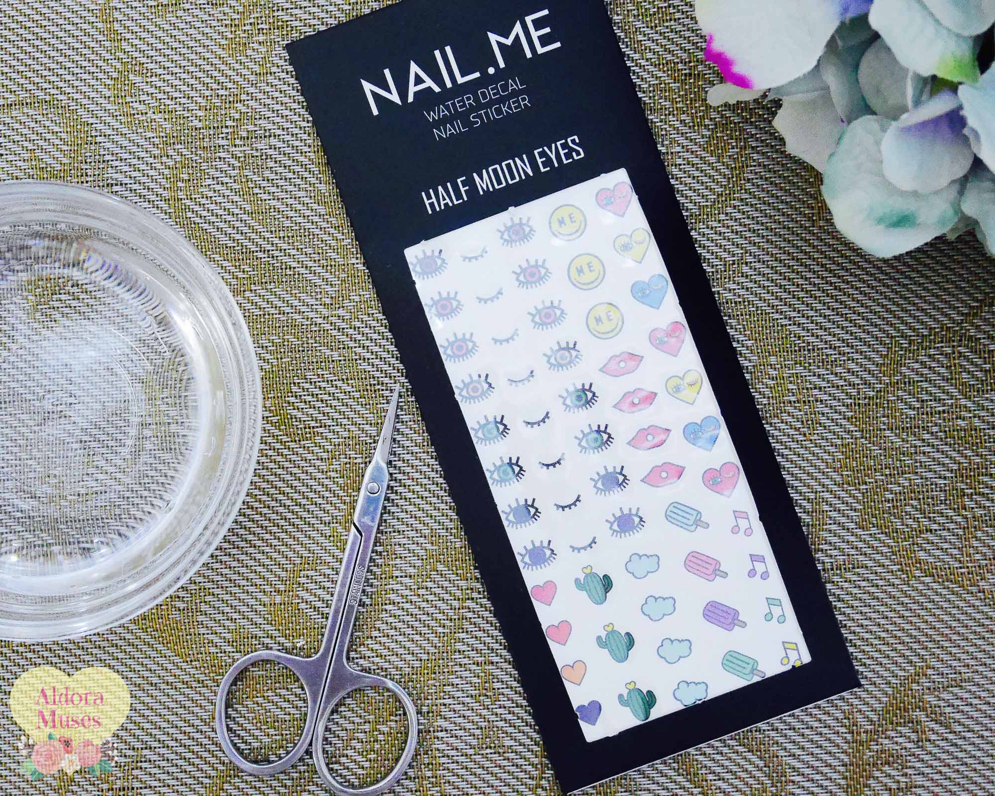 Paddlepop Nailart Tutorial