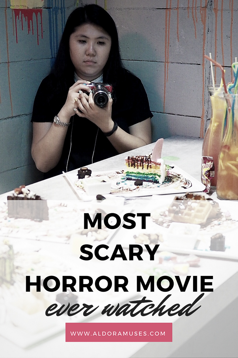 Most Scary Horror Movie ever watched