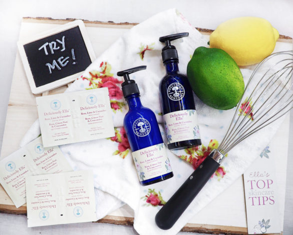Neal's Yard Remedies x Deliciously Ella Collaboration