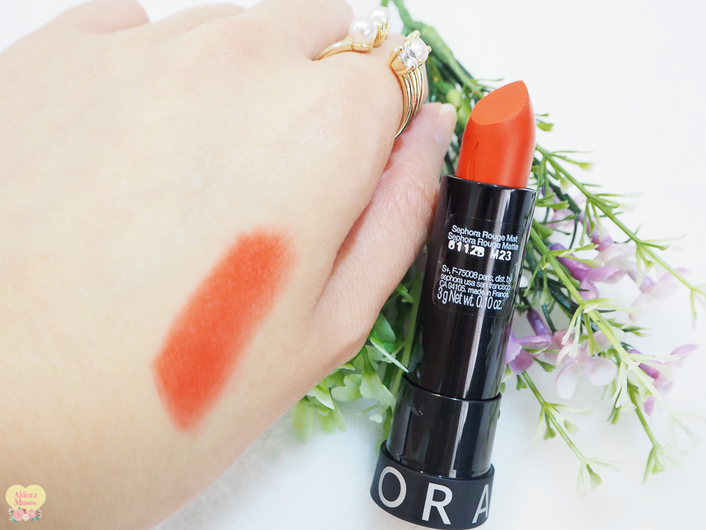 Sephora Rouge Matte Lipsticks - What's Your Shade?