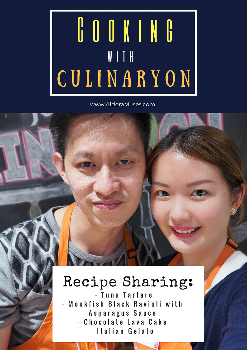 Fun Cooking with CulinaryOn + Free Recipes!
