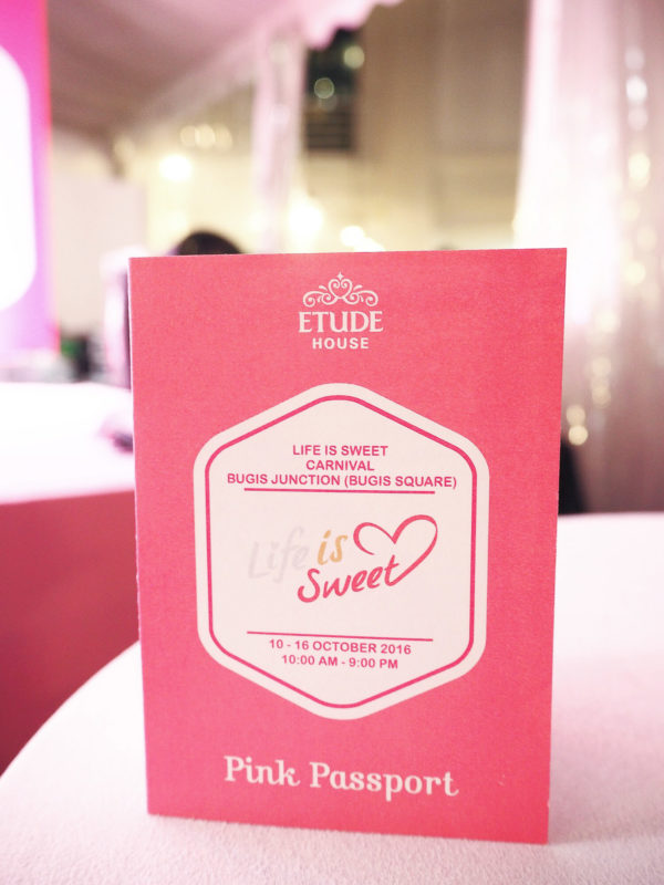 Pink Skull x ETUDE HOUSE Life is Sweet Carnival
