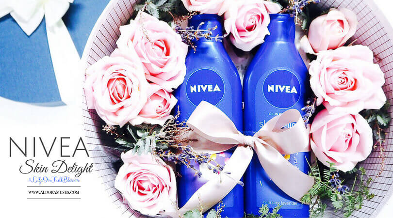 NIVEA Skin Delight Oil in Body Milk - Aldora Muses