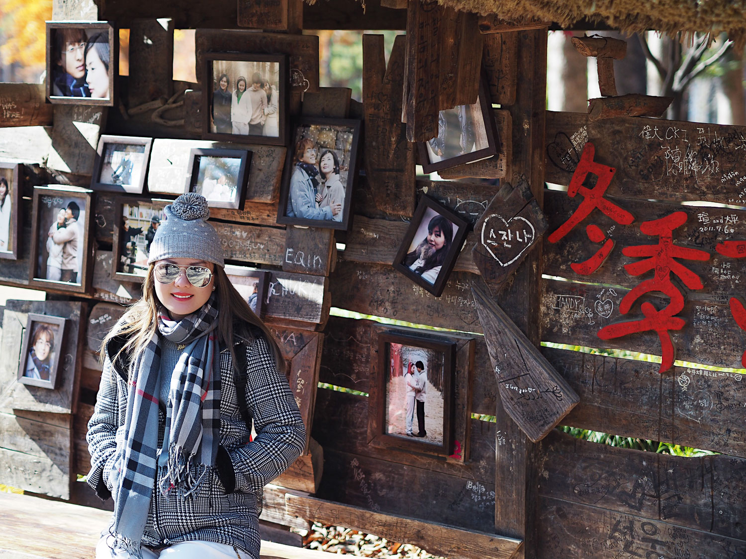 Day 3: Nami Island, Gangchon Rail Park & Petite France Tour