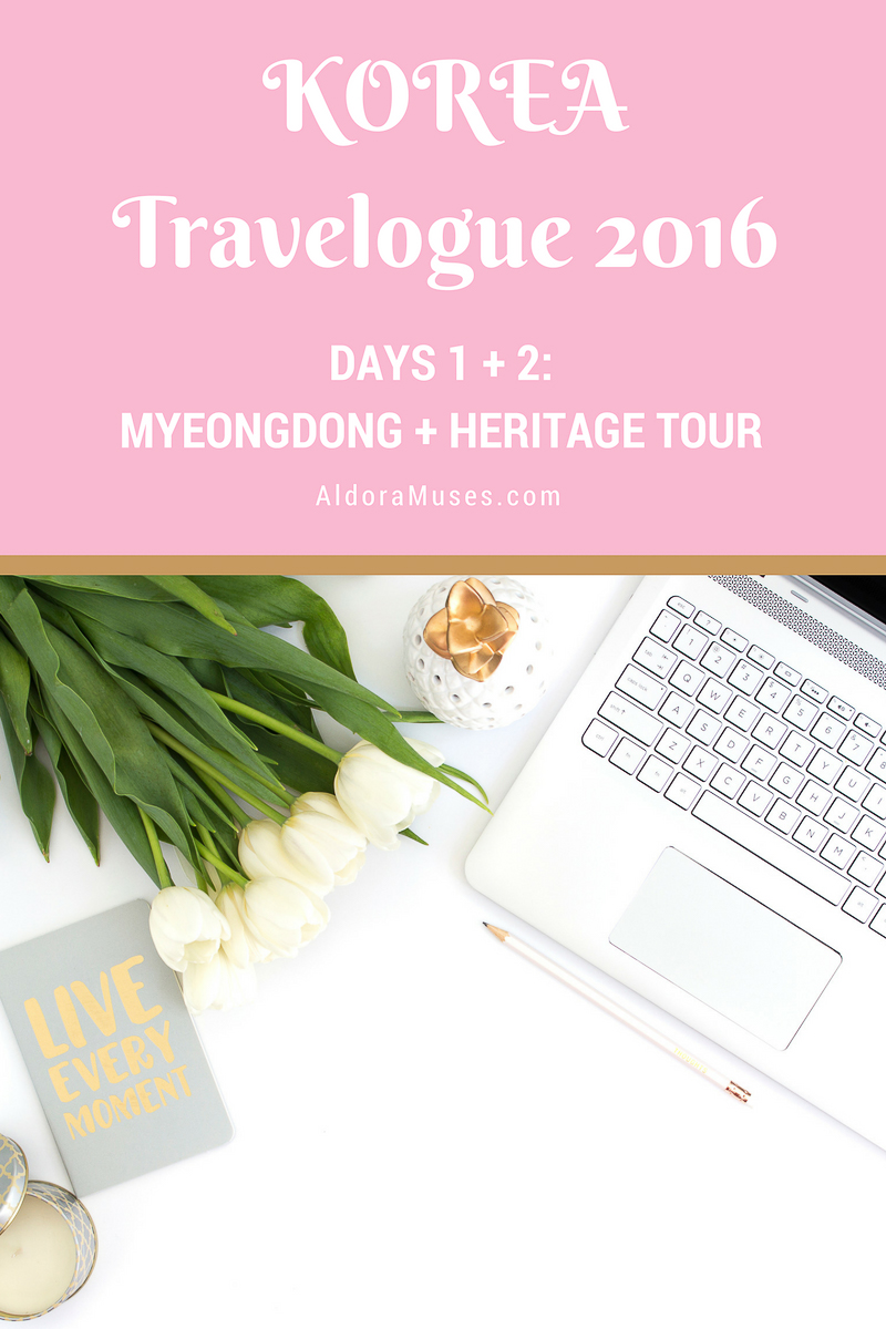 Heritage Tour in Seoul