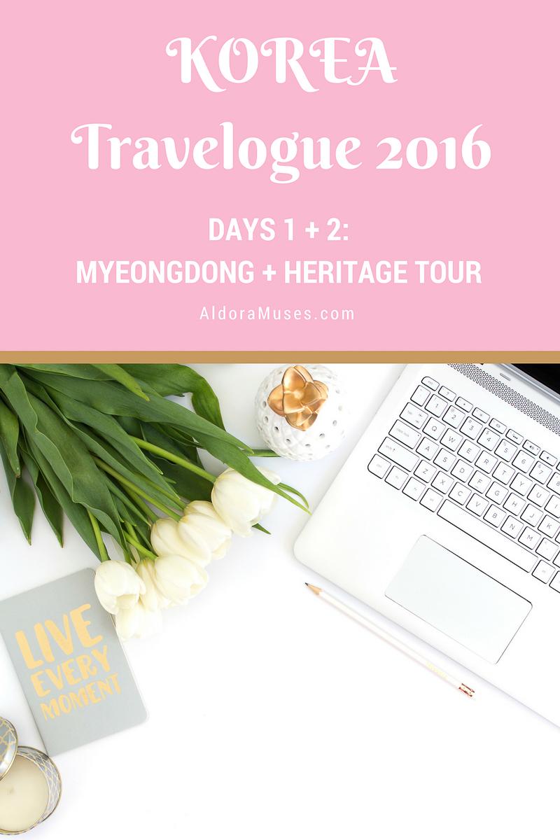Heritage Tour in Seoul