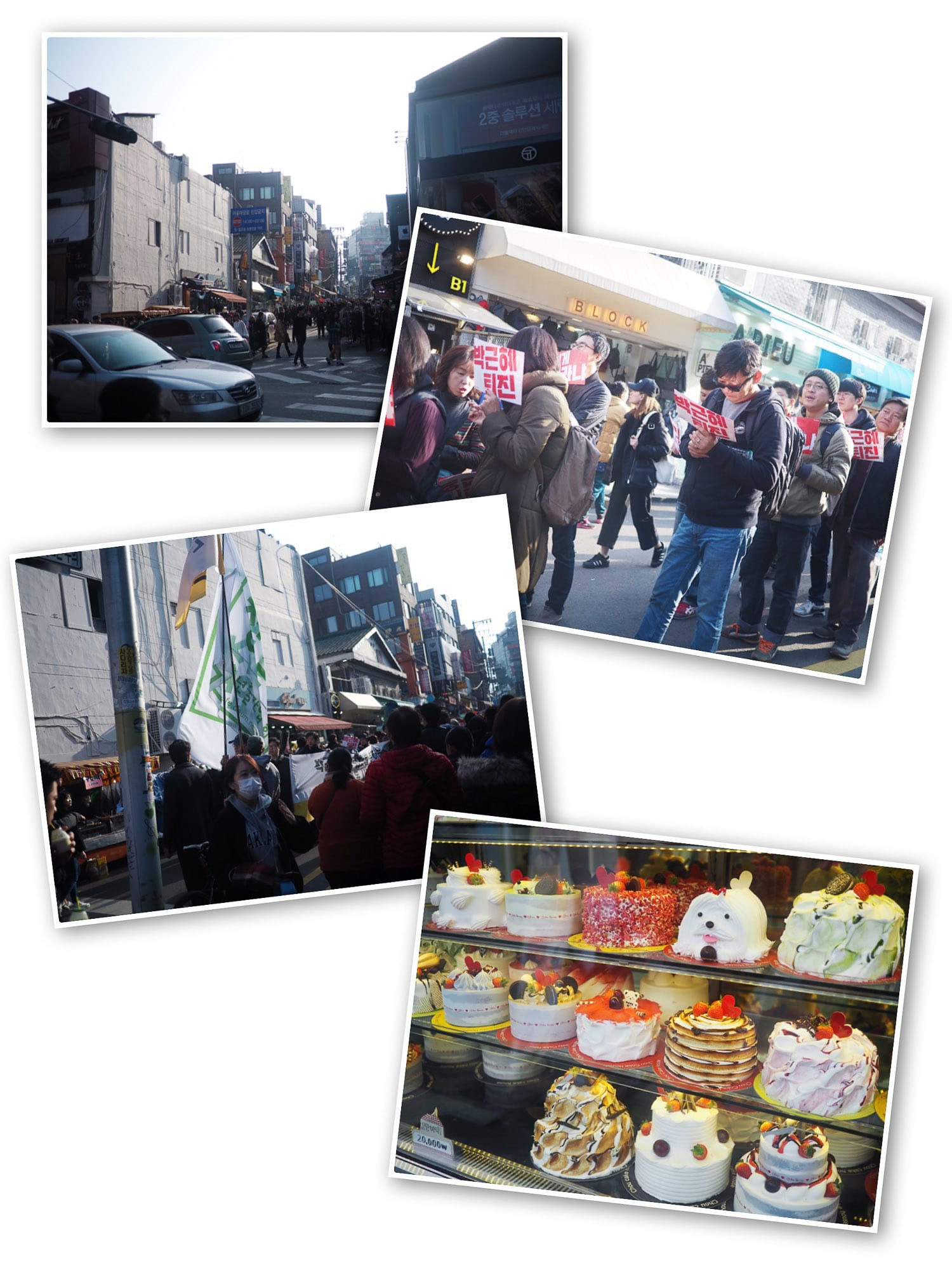Days 5 & 6: Myeongdong, Cookin' Nanta & DMZ Tour