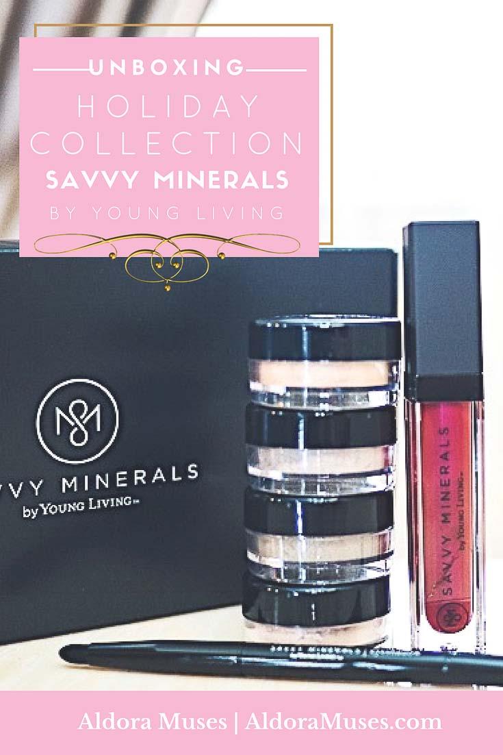 Savvy Minerals, Makeup, Beauty, Cosmetics, Young Living, Toxic-Free Makeup, Natural Beauty, Natural Makeup