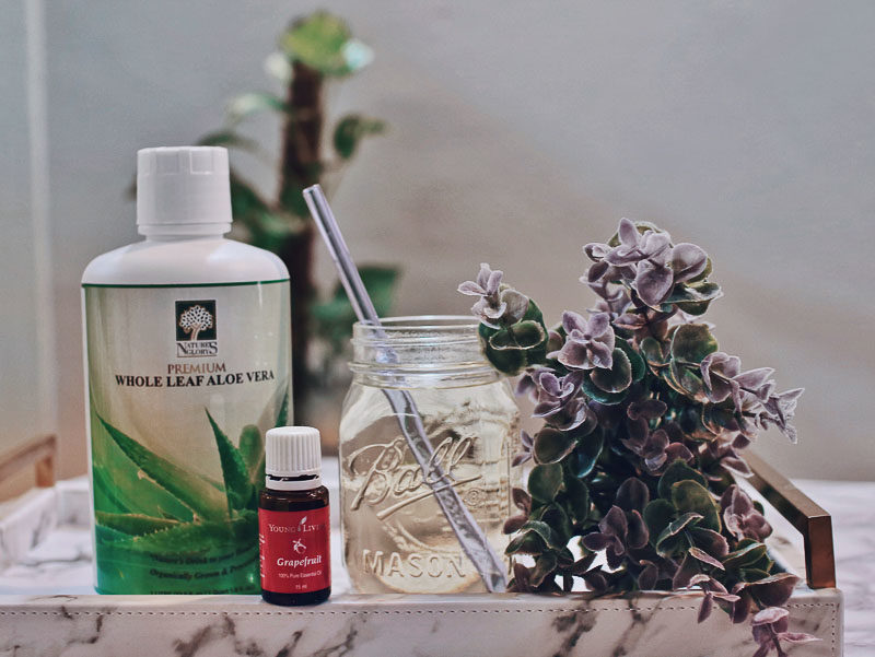 Nature's Glory Premium Whole Leaf Aloe Vera Juice Concentrate Review